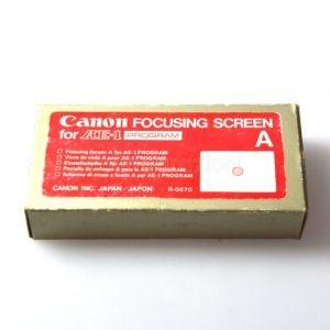 Canon Focusing Screen for AE-1 A