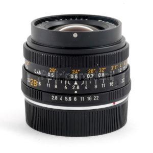 Obbiettivo Leica Elmarit-R 28 f 1:2,8