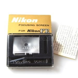 Nikon Focusing Screen for Nikon FE Type K