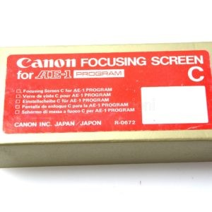 Canon Focusing Screen for AE-1 C