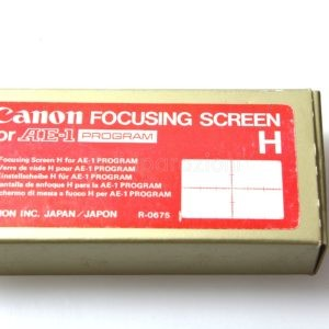 Canon Focusing Screen for AE-1 H