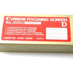 Canon Focusing Screen for AE-1 D