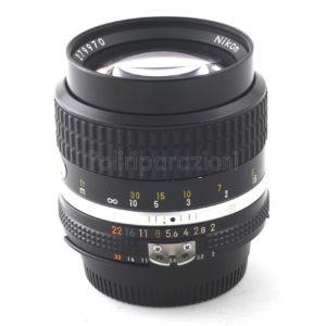 Obbiettivo Nikon Nikkor 85 f 1:2