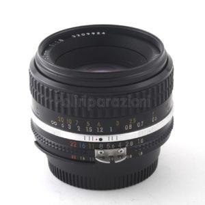 Obbiettivo Nikon Nikkor 50 f 1:1,8
