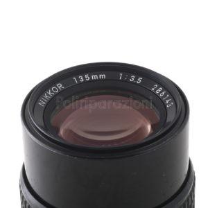 Obbiettivo Nikon Nikkor 135 f 1:3,5