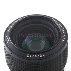 Obbiettivo Nikon Lens Series E Zoom 36-72 f 1:3,5