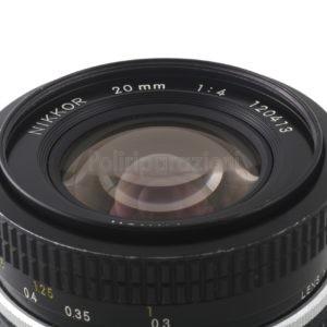 Obbiettivo Nikon Nikkor 20 f 1:4