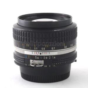 Obbiettivo Nikon Nikkor 50 f 1:1,4
