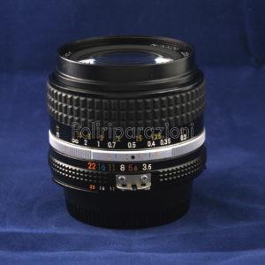 Obbiettivo Nikon Nikkor 28 f 1:3,5