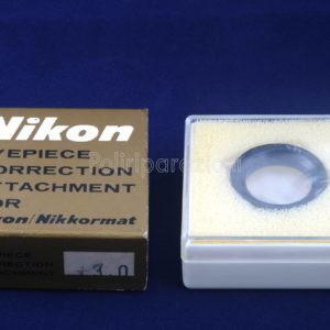 Nikon Lente di Correzione Oculare +3 per FA-FE-FM/Nikkormat