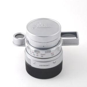 Obbiettivo Leica Leitz Summicron-M 50 f 1:2 Occhialini Macro