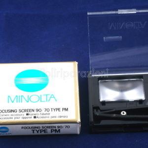 Lente di Fresnel per Minolta 90/70 Type PM