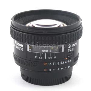 Obbiettivo Nikon AF Nikkor 20 f 1:2,8