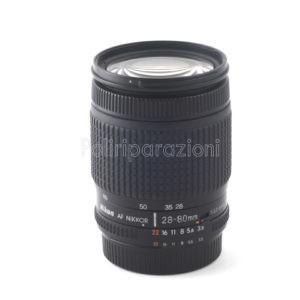Obbiettivo Nikon AF Nikkor 28-80 f 1:3,5-5,6D
