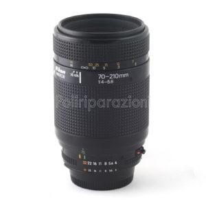 Obbiettivo Nikon AF Nikkor 70-210 f 1:4-5,6