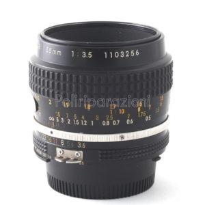 Obbiettivo Nikon Micro-Nikkor 55 f 1:3,5