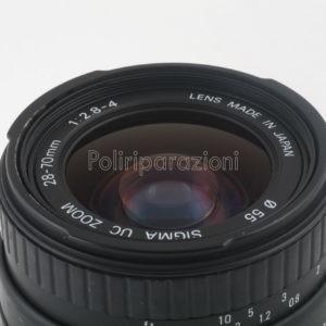 Obbiettivo Sigma AF per Nikon 28-70 f 1:2,8-4D UC