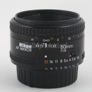 Obbiettivo Nikon AF Nikkor 50 f 1:1,8