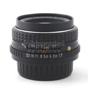 Obbiettivo Pentax-M 50 f 1:1,7 SMC