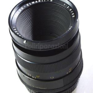 Obbiettivo Leica Leitz Macro-Elmarit-R 60 f 1:2,8 Black