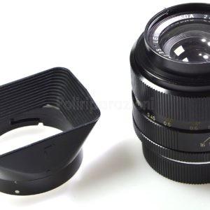 Obbiettivo Leica Leitz Canada Summicron-R 35 f 1:2 Black