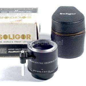 Soligor Tele-Converter Lens 3X per Exakta Automatic