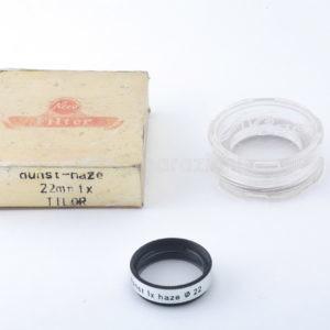 Filtro Nizo 22mm Flou 1x Close-Up