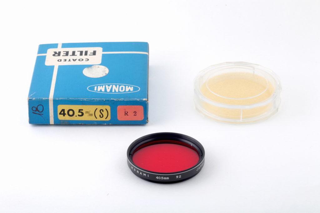 Filtro Monami 40,5mm R2
