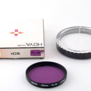 Filtro Hoya 49mm FL-W