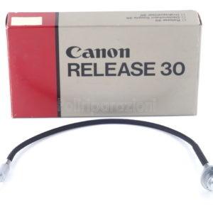 Cavo Scatto Flessibile 30cm Canon