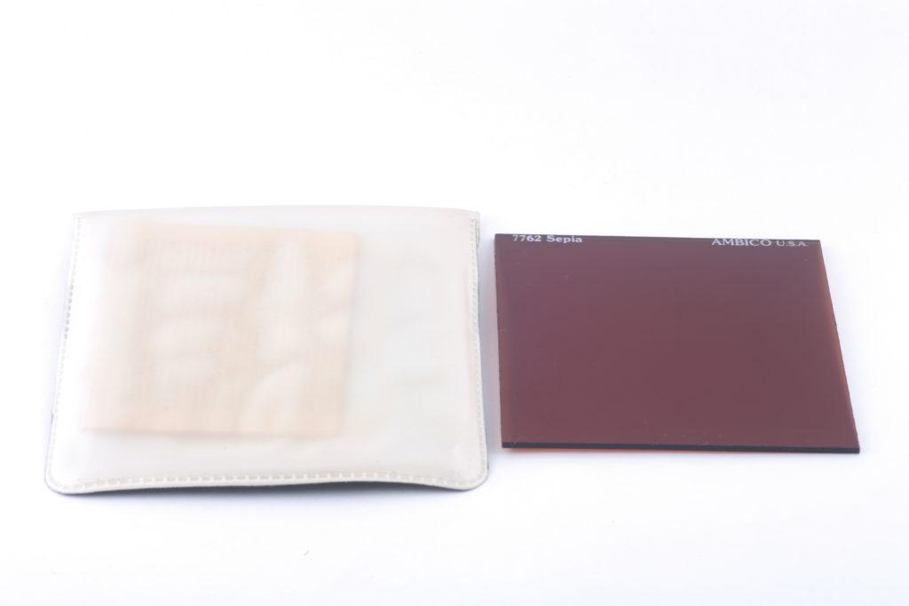 Filtro Ambico per Cokin Sepia