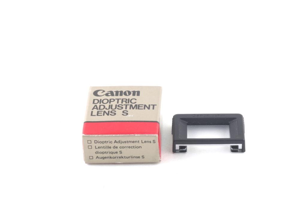 Lente di Correzione Oculare S -0.5 per Canon AE Series