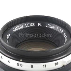 Obbiettivo Canon FL 50 f 1:1,8
