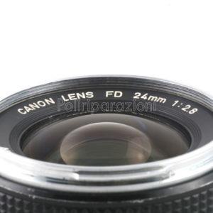 Obbiettivo Canon FD 24 f 1:2,8