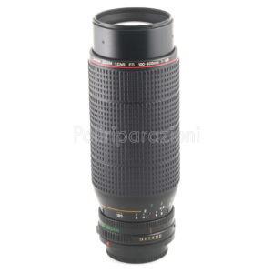Obbiettivo Canon Zoom FD 100-300 f 1:5,6 L
