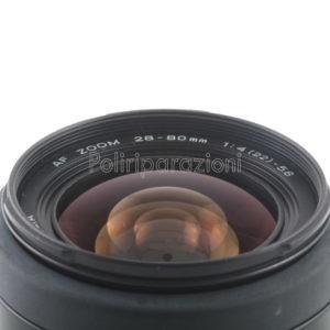 Obbiettivo Minolta AF Zoom 28-80 f 1:4-5,6