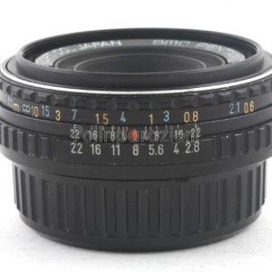 Obbiettivo Pentax-M 40 f 1:2,8 SMC