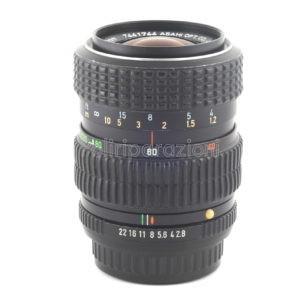 Obbiettivo Pentax-M Zoom 40-80 f 1:2,8-4 SMC
