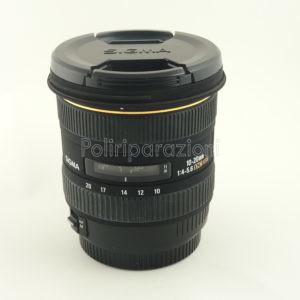 Obbiettivo Sigma 10-20mm f 1:4-5,6 DC HSM per Canon