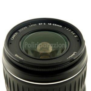 Obbiettivo Canon Zoom Lens EF-S 18-55mm f 1:3,5-5,6 II