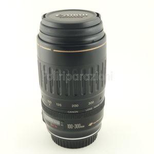 Obbiettivo Canon Zoom Lens EF 100-300mm f 1:4,5-5,6