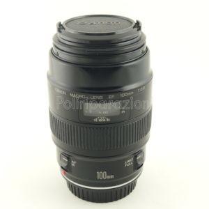 Obbiettivo Canon Macro Lens EF 100mm f 1:2,8