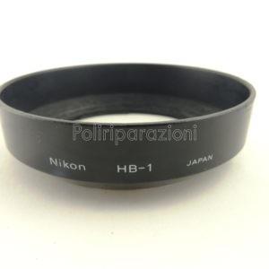 Paraluce Nikon HB-1 per Obbiettivo Nikon AF 28-85mm f 1:3,5 e Nikon AF 35-70mm f 1:2,8