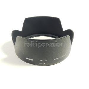 Paraluce Nikon HB-32 per 18-105mm, 18-140mm, 18-70mm