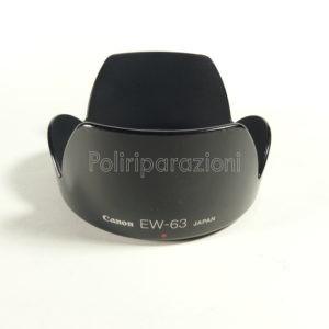 Paraluce Canon EW-63 per Obbiettivo EF-S 18-55mm f/3.5-5.6 IS STM
