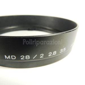 Paraluce Minolta MD 28 / 2 2,8 3,5 49mm