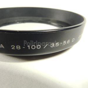 Paraluce Minolta A 28-100 / 3,5-5,6 D