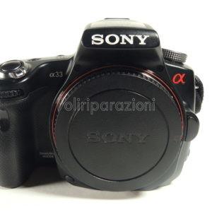 Sony α33 Body
