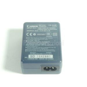 Caricabatterie Canon CB-2LUE per IXUS II, IIS, Ixus i e IXUS i5