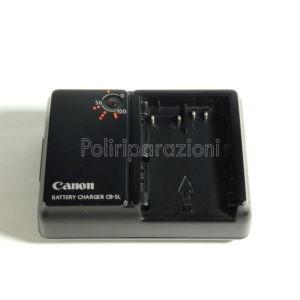 Caricabatterie Canon CB-5L per batterie BP-511a EOS 300D 50D 40D 30D 20D 10D 5D D60